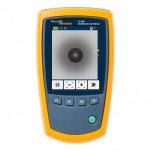 Fluke FiberInspector Micro — эндоскоп для проверки торцевых поверхностей оптоволоконных кабелей на о ...