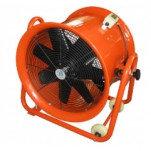 SHT-50—портативный вентилятор для продувки колодцев на мобильной регулируемой стойке