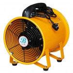 SHT-25—портативный вентилятор для продувки колодцев