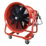 SHT-60—портативный вентилятор для продувки колодцев на мобильной регулируемой стойке