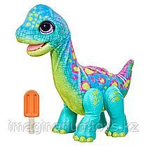FurReal Friends Малыш Динозавр Интерактивный