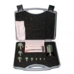 M1-1 мг-500 г — набор гирь, класс точности M1, масса от 1 мг до 500 г, 24 шт.