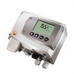 Testo 6351 трансмиттер дифференциального давления для установки в нормальных зонах