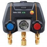 Testo 550i — цифровой манометрический коллектор