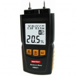 HM601 — измеритель уровня влажности древесины