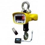 КВ с ПДУ180 (3,5,10,15,20 тонн) — крановые весы с пультом дистанционного управления