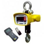 КВ с ПДУ280 (3,5,10,15,20 тонн) — крановые весы с пультом дистанционного управления