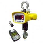 КВ с ПДУ580 (3,5,10,15,20 тонн) — крановые весы с пультом дистанционного управления