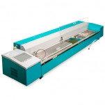 ДБ-20-100—аппарат автоматический для определения дуктильности и усилия при растяжении битумов со в ...