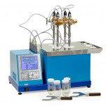 АИП-21—аппарат автоматический для определения химической стабильности автомобильных бензинов метод ...