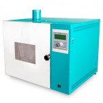 ПСБ-10—аппарат для определения старения битумов под воздействием высокой температуры и воздуха