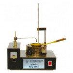 ТВО-2-ПХП—ручной прибор для определения температуры вспышки в открытом тигле с двумя видами поджиг ...