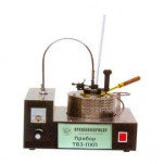 ТВЗ-ПХП ручной прибор для определения температуры вспышки в закрытом тигле
