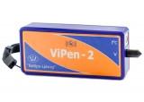 ViPen-2 — сборщик-анализатор вибрационных сигналов с функцией контроля температуры оборудования