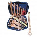 КИБО-22—комплект искробезопасных инструментов (22 предмета)