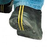 А-1430 — одноразовые антистатические ремешки на обувь для посещения ESD-защищенных зон