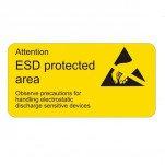 Предупреждающий ESD знак — аксессуар