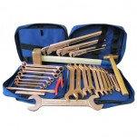 КИБО-28—комплект искробезопасных инструментов (28 предметов)