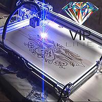 Лазерная гравировка на изделиях
