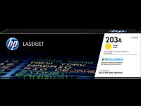 Картридж HP 203X Yellow LaserJet  (CF542X)