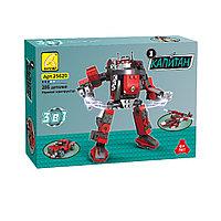 Игровой конструктор Ausini 25620 Роботы 3в1 286 деталей Цветная коробка