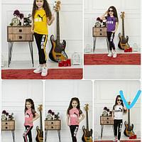 Спортивный комплект для девочек 110