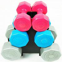 Набор гантелей Atlas Sport Fitnes Composit 12кг