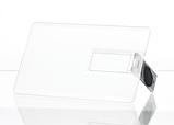 Флешка карточка прозрачная 2, 4, 8, 16, 32, 64 гб. Бесплатная доставка по Казахстану., фото 5