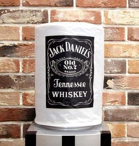 Чехол на бутыль воды 19л для кулера (Jack Daniel's Black)