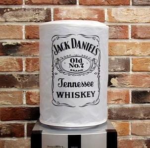 Чехол на бутыль воды 19л для кулера (Jack Daniel's White)
