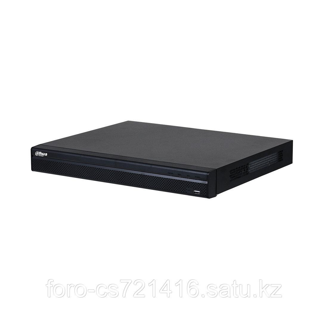 Сетевой видеорегистратор Dahua DHI-NVR4208-4KS2/L