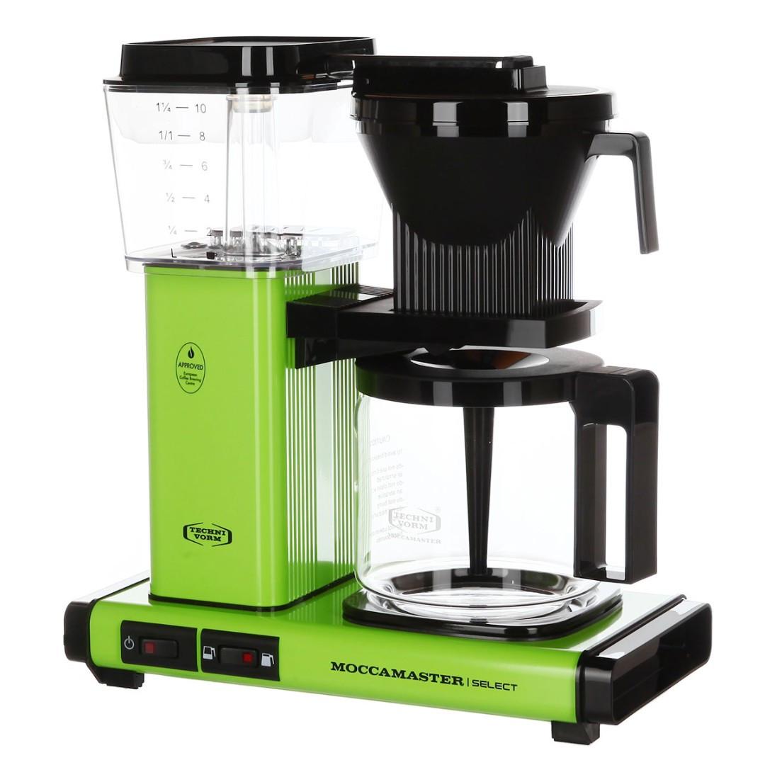 Кофеварка Moccamaster Kbg741 Select Зеленый