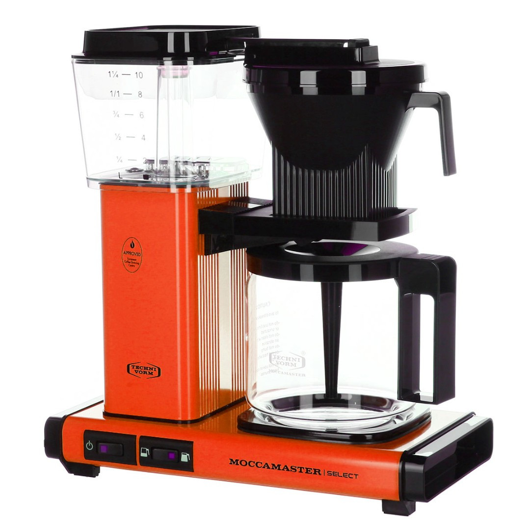 Кофеварка Moccamaster Kbg741 Select Оранжевый