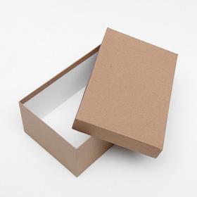 Набор коробок 10 в 1 'Крафт однотонный', 30,5 х 20 х 13 - 12 х 6,5 х 4 см - фото 3