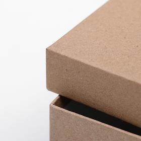 Набор коробок 10 в 1 'Крафт однотонный', 30,5 х 20 х 13 - 12 х 6,5 х 4 см - фото 4