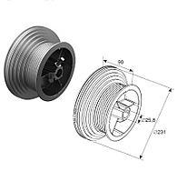 Барабан для высокого подъема HL=3048 мм