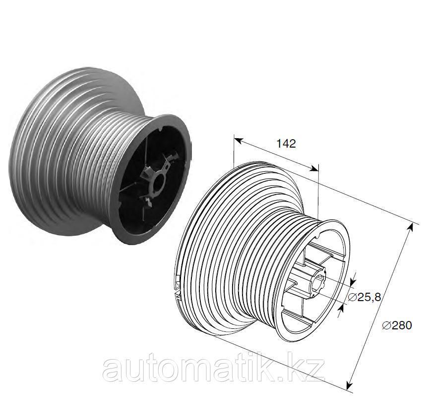 Барабан для высокого подъема HL=4100 мм