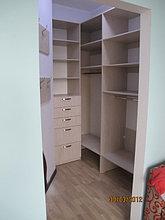 Гардеробные 2 комнаты