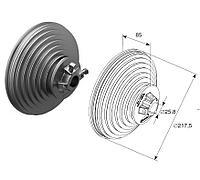 Барабан для вертикального подъема H=3378 мм