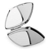 Двойное зеркало для макияжа SHIMMER