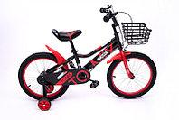 Велосипед детский Tomix JUNIOR CAPTAIN 16 красный