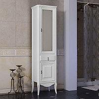 Пенал Opadiris Лоренцо, цвет белый матовый, правый (Z0000007604)