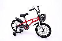 Детский велосипед Tomix WHIRLY 16 красный