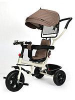 Велосипед трехколесный Tomix Baby Trike бежевый
