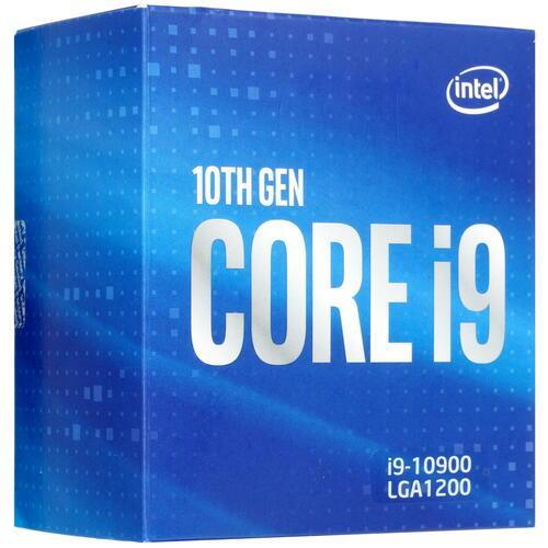 CPU Intel Core i9-10900K 3,7GHz(5,3GHz) 20Mb 10/20 Core Comet Lake Intel UHD 630 95W FCLGA1200 BOX W