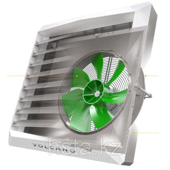 Тепловентилятор VOLCANO VR MINI AC мощность до 20 кВт