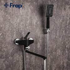 Смеситель для ванны Frap F2257 черный