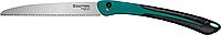 Ножовка для быстрого реза сырой древесины CAMP Fast 9, KRAFTOOL 9 TPI, 180 мм (15218)
