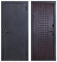 Дверь металлическая Ferroni Гарда 80 Муар/Венге
