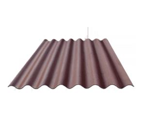 Коричневый шифер 8-волновый